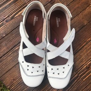 🌵White ros hommerson carrie sandal SZ 7.5N